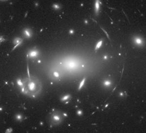 Gravitational lensing can twist E-mode into B-mode.