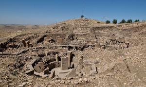 Göbekli Tepe was founded about 12,000 years ago.