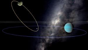 A chaotic system could have stable planets.