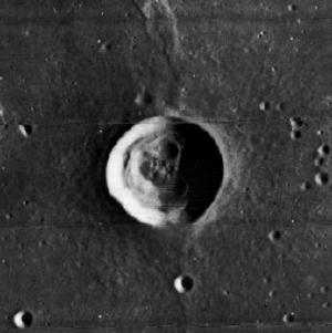 C. Herschel crater on the moon is named after Caroline.