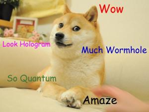 Doge knows.