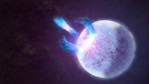 FRBs could be caused by magnetic bursts of a neutron star.