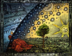 Universum, by Camille Flammarion